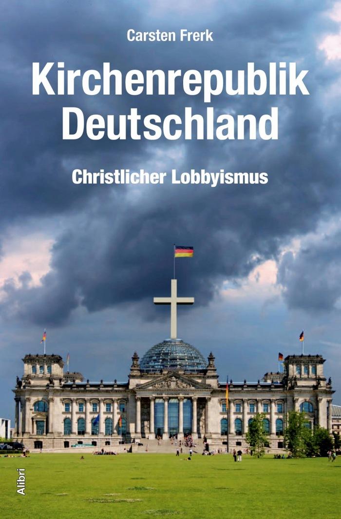 Buchtitel: Kirchenrepublik Deutschland